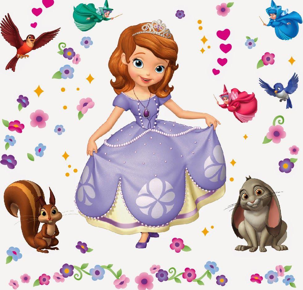 conejo de princesita sofia en animados.