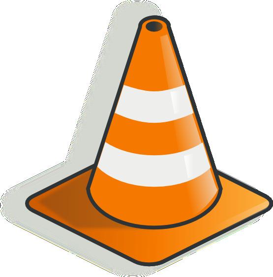 Cones clip art.