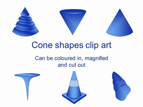 cone shaped clipart clipground