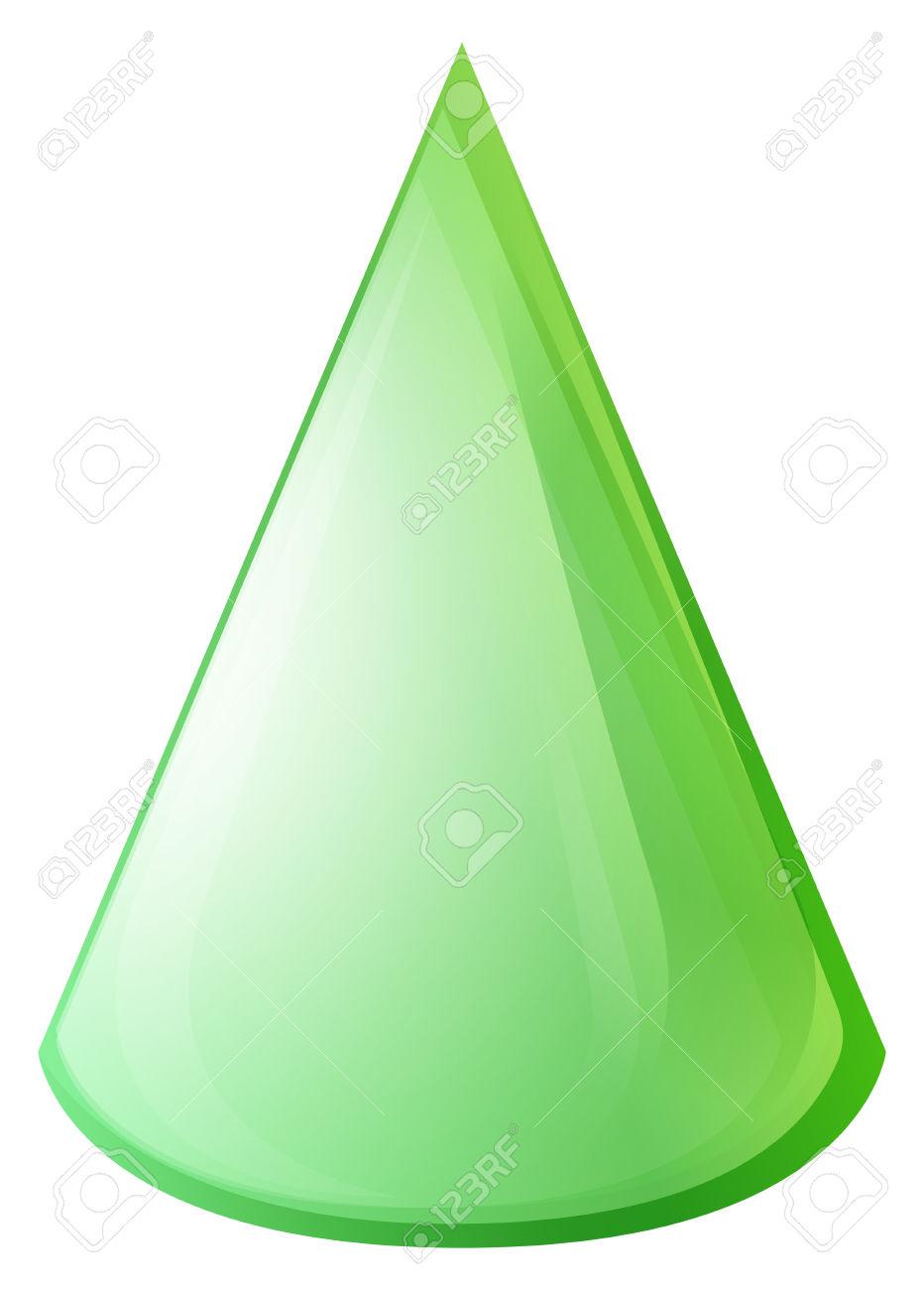 Clipart cone shape.