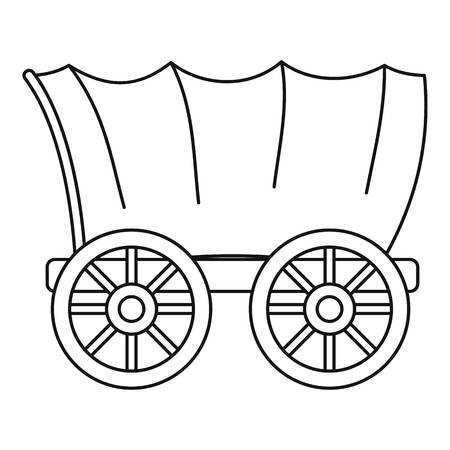 Conestoga wagon clipart 3 » Clipart Portal.