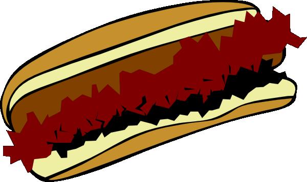 Chili Coney Dog Clip Art at Clker.com.