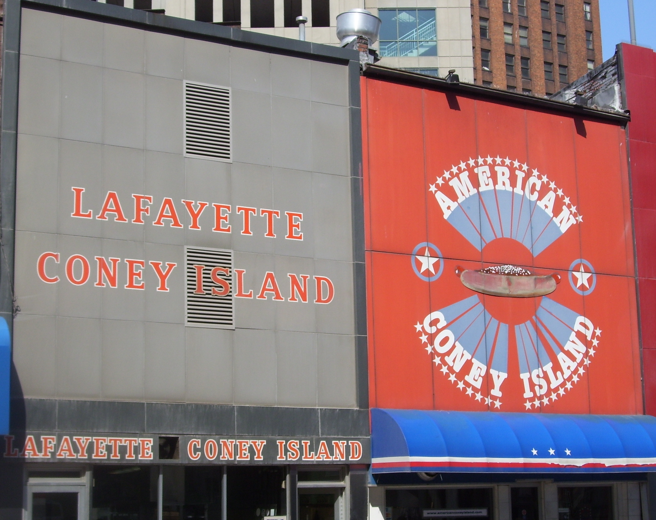 National Coney Island Clip Art.