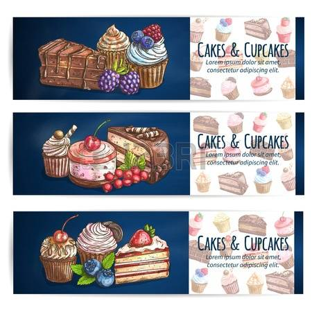 46,684 Confectionery Stock Vector Illustration And Royalty Free.