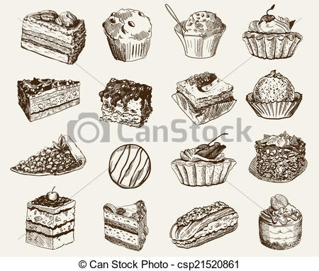Confectionery Stock Illustration Images. 9,855 Confectionery.