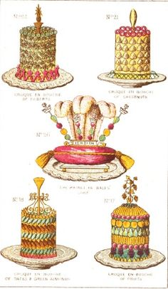 Victorian Food.