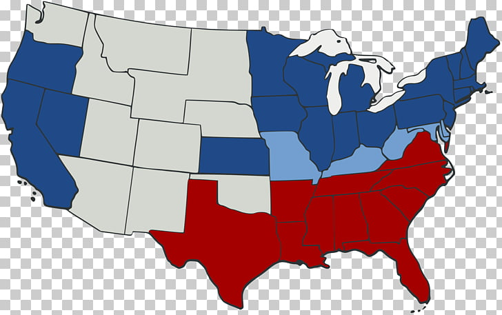 Southern United States American Civil War Confederate States.