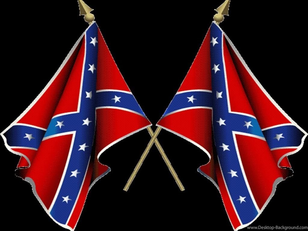 Confederate Flag Pole Png (#313576).