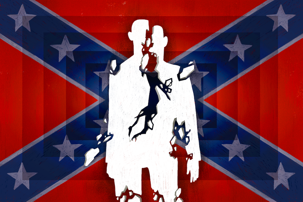 Today's Battle Over the Confederate Flag Has Nothing to Do With the.