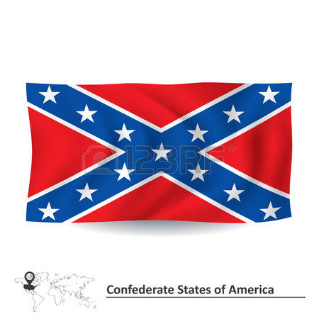 306 Confederate States Of America Stock Vector Illustration And.