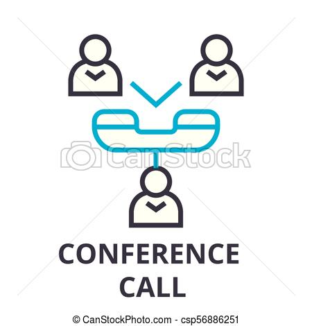 Conference call clipart 2 » Clipart Station.