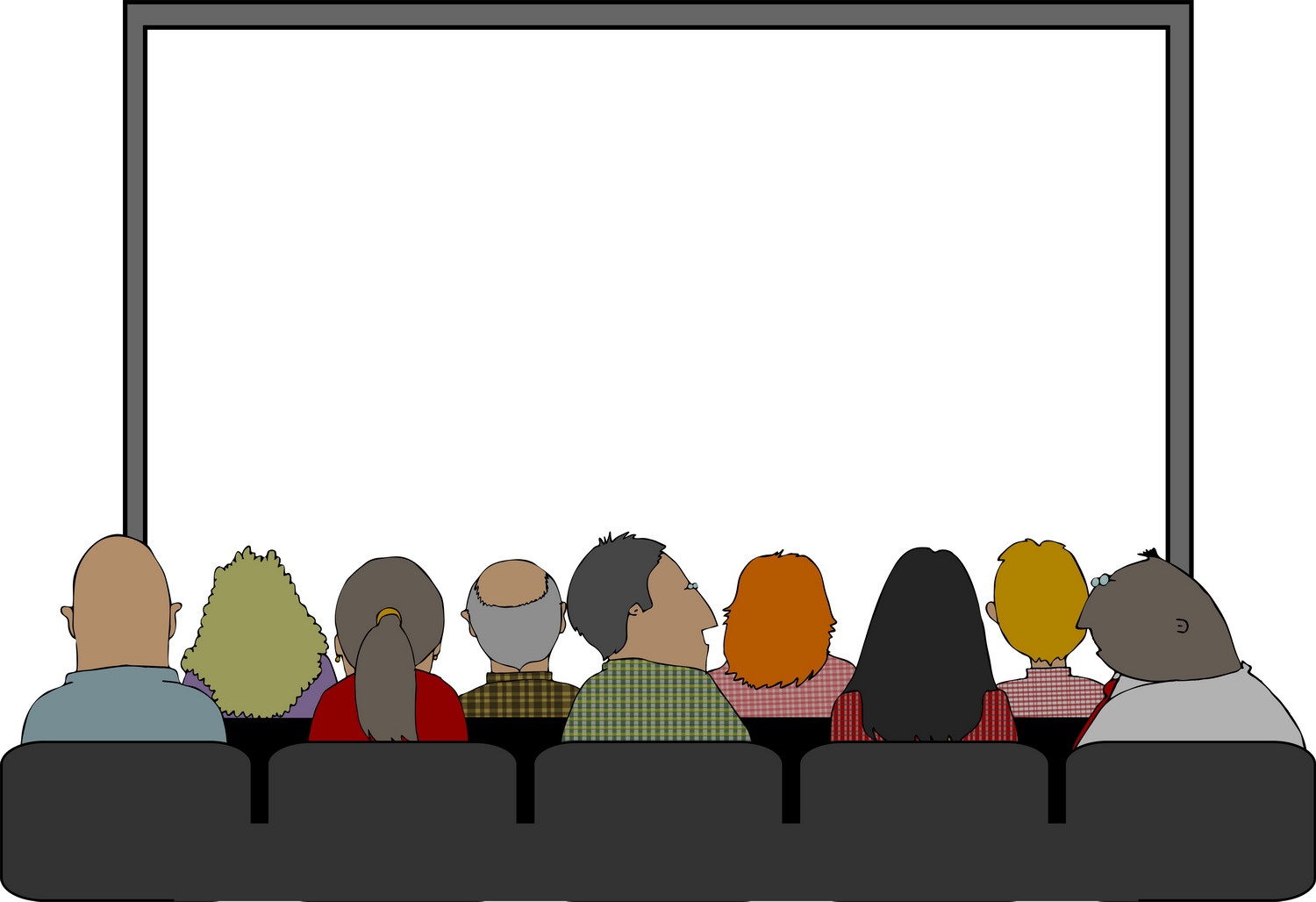 Women Conference Clipart.