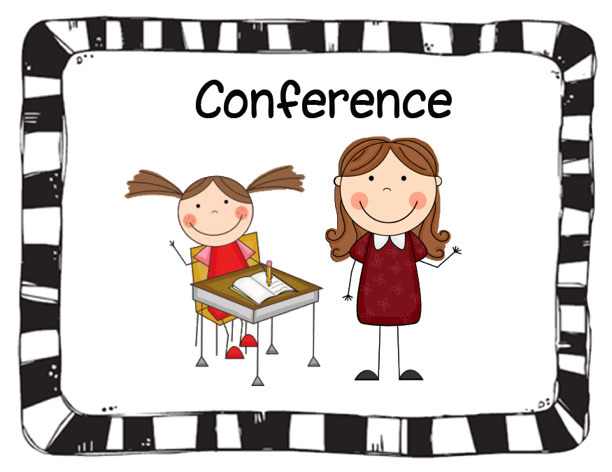 School Conference Clipart.