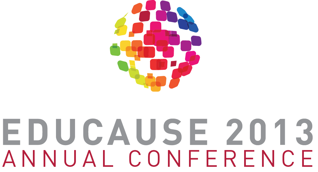 Educause Conference logo.