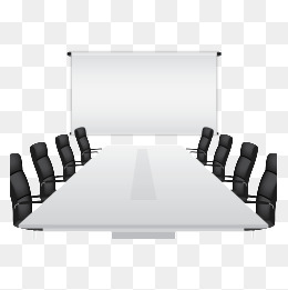 Conference Table Clipart Free & Free Clip Art Images #21879.