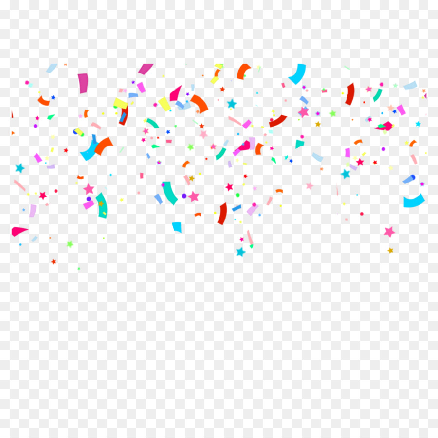 Party Confetti clipart.