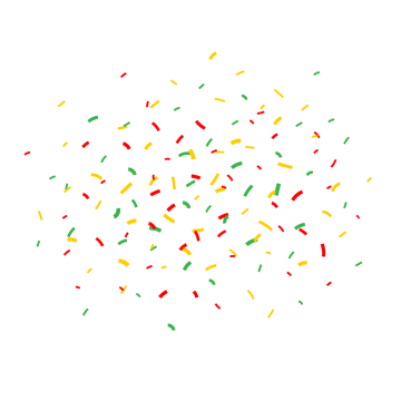 Confete PNG Images.