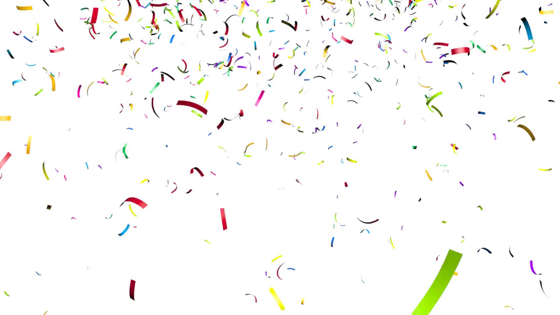 Confetes em png 1 » PNG Image.