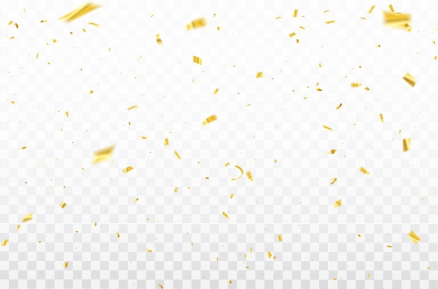 Confetti Vectors, Photos and PSD files.