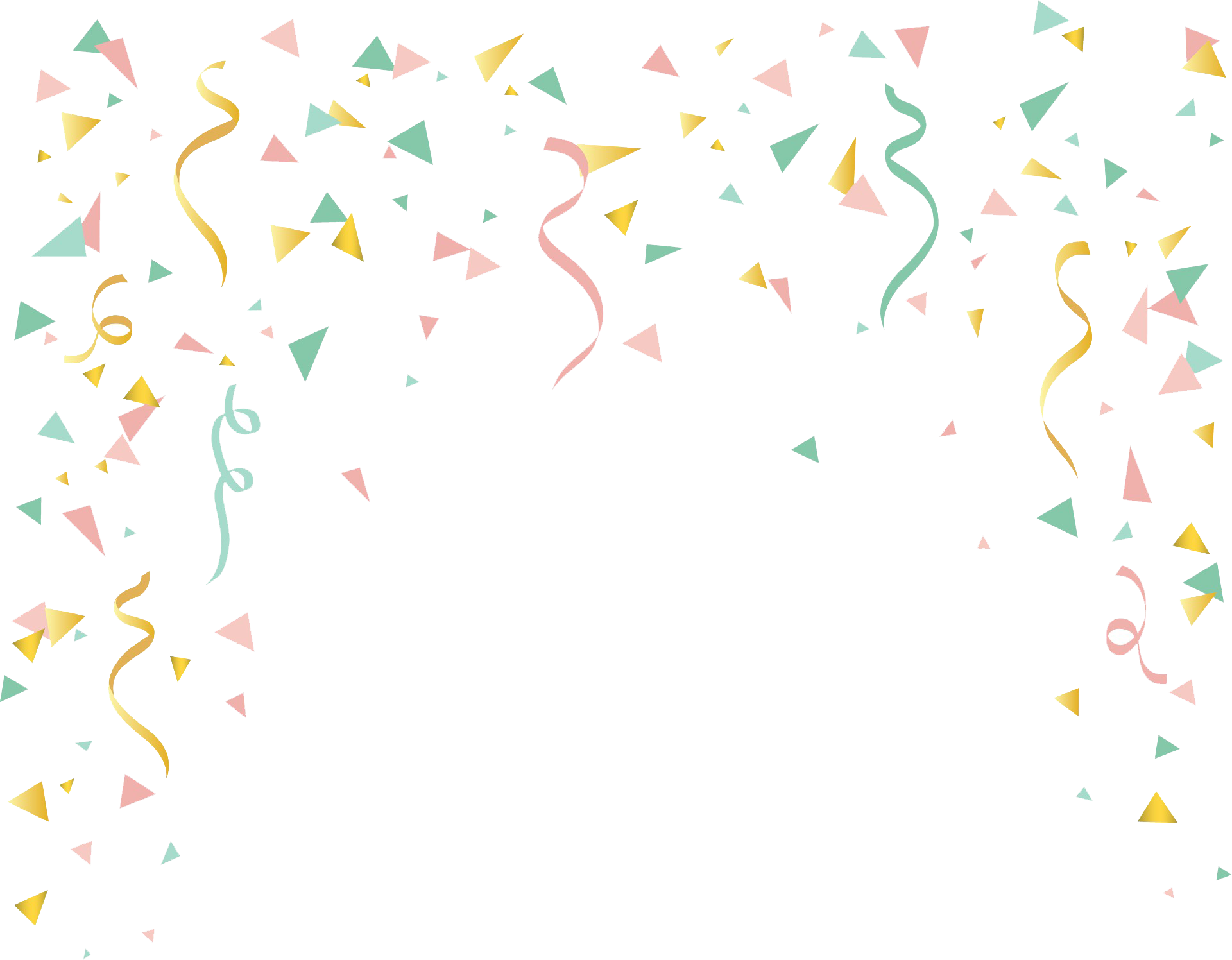 Birthday Confetti Png & Free Birthday Confetti.png Transparent.