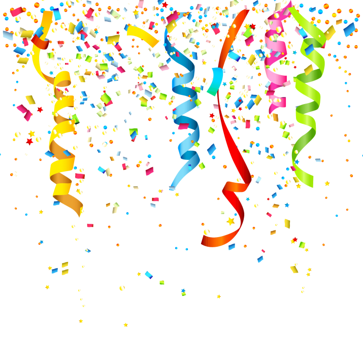 Confetti Background PNG Image Free Download searchpng.com.