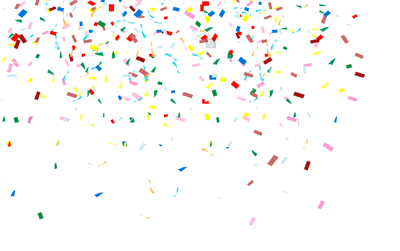Confetti Stock photography.