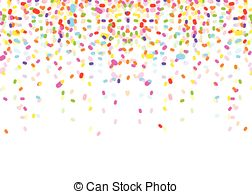 Colorful confetti Vector Clipart Royalty Free. 29,097 Colorful.
