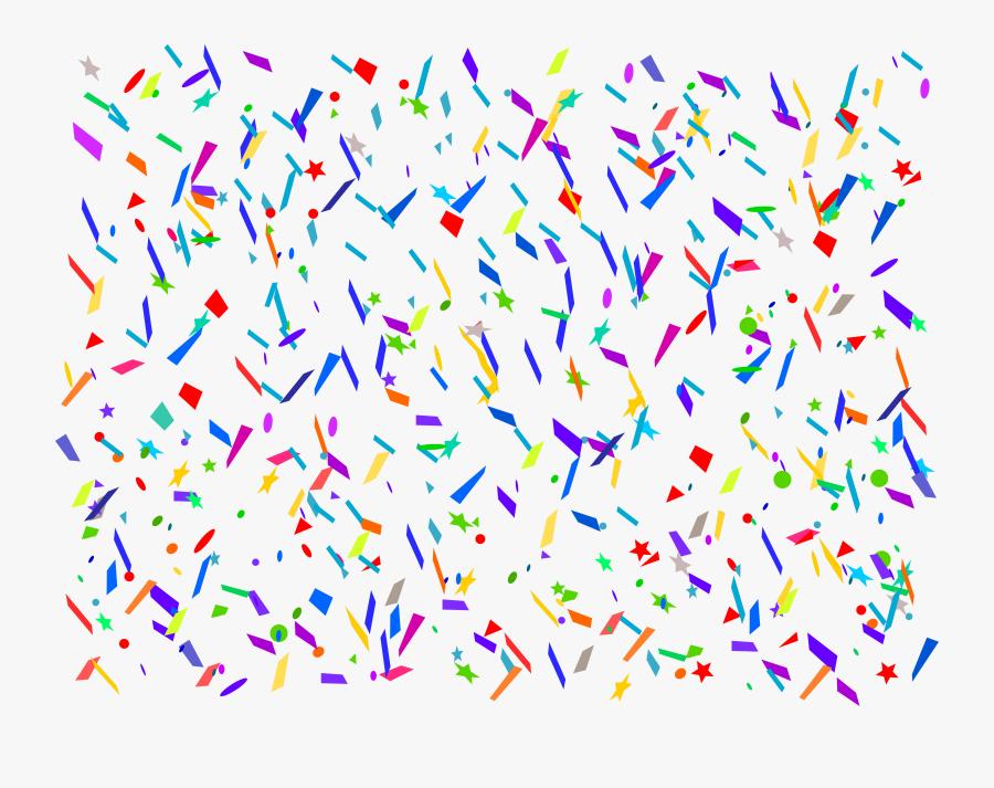 Clip Art Confetti Background Images.