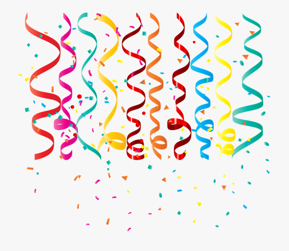 Free Red Confetti Png #426952.