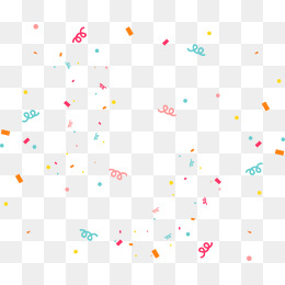 Confetti PNG Images.