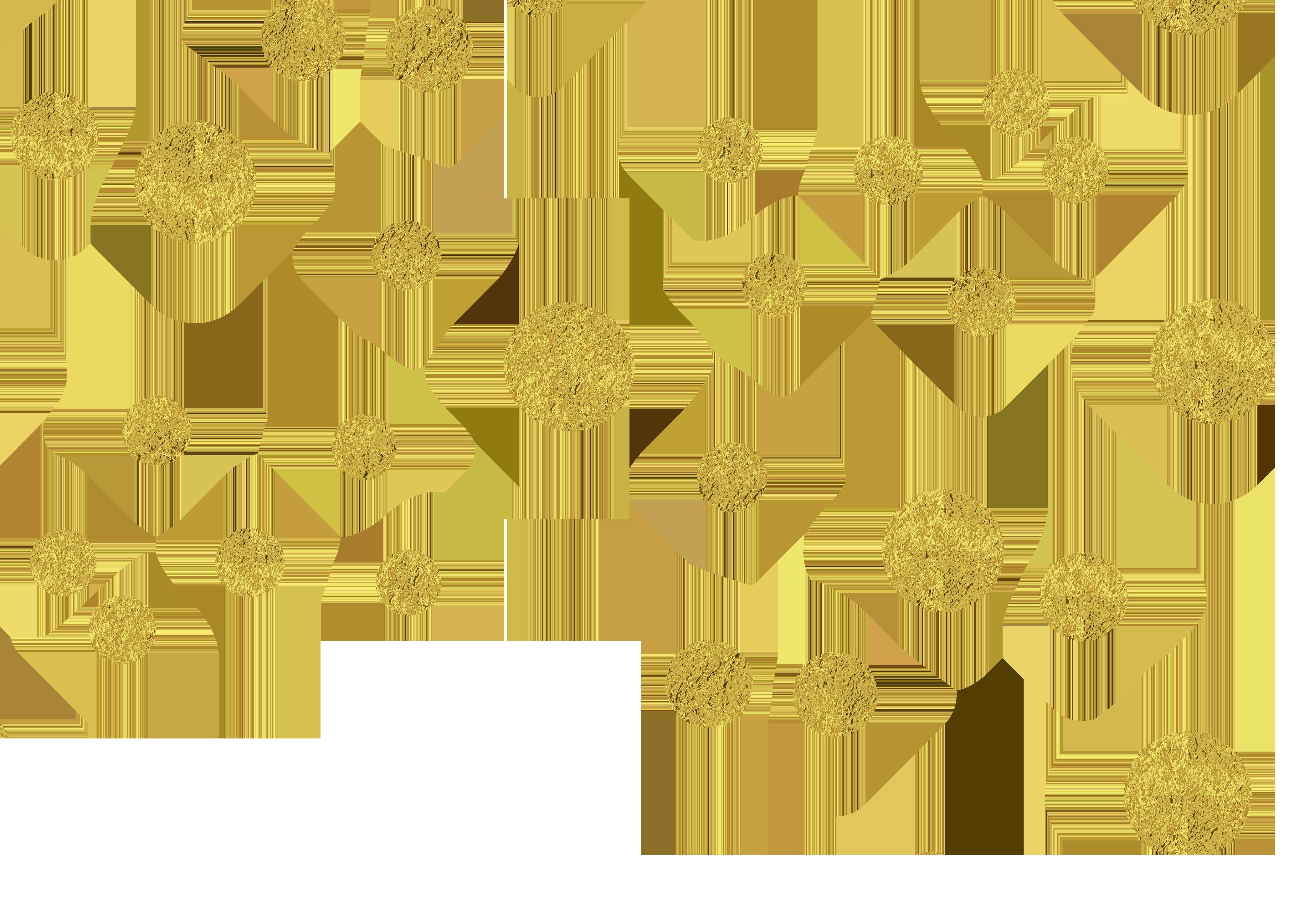 Paper Confetti Gold.