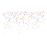 Download Confetti Free PNG photo images and clipart.