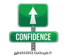 Confidence Clip Art.
