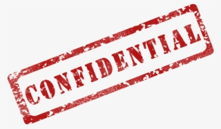 Confidential PNG Images.