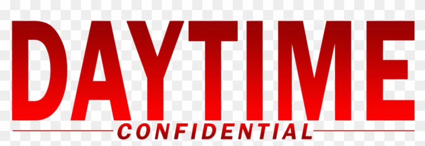 Daytime Confidential Logo.