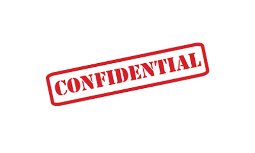 Confidential Png (94+ Images In Collecti #500106.