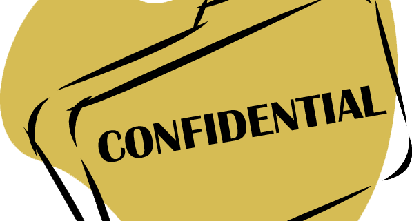 Collection of Confidentiality clipart.