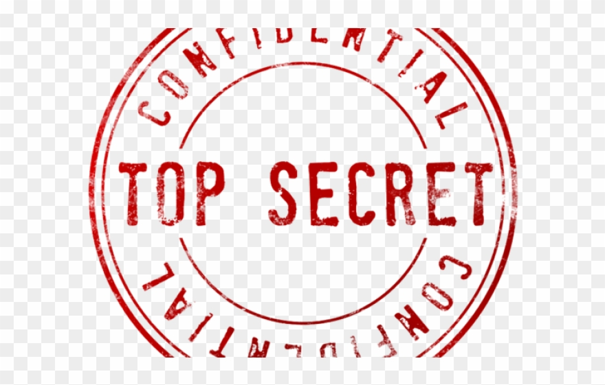 Silence Clipart Confidentiality.