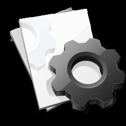 Configuration Settings Icon.