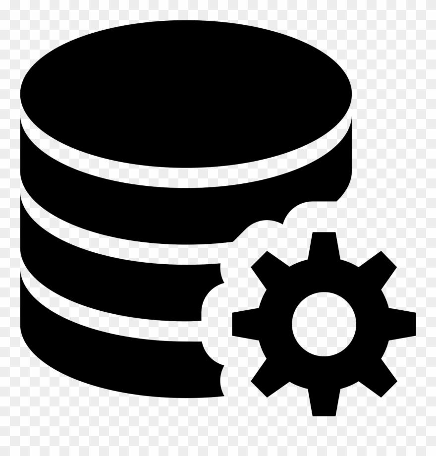 Database Clipart Database Management.