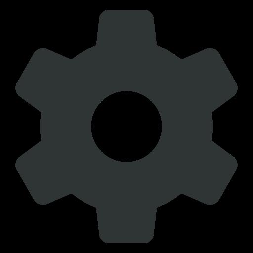Cog, cogwheel, configuration, options, parameters, properties.