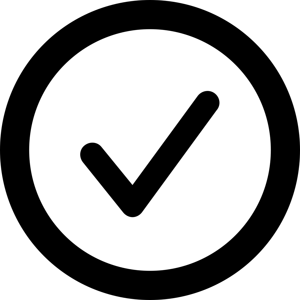 Confirm Svg Png Icon Free Download (#264720).