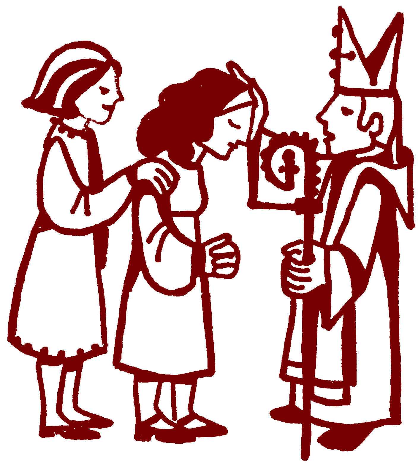 Confirmation Is The Rite drawing free image.