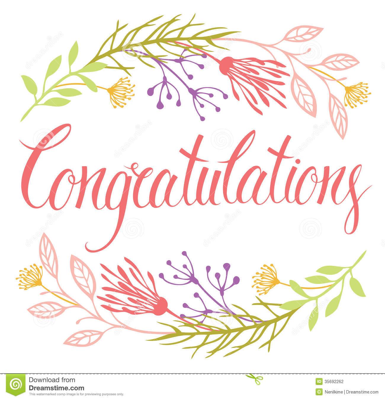 Congratulations Clipart Download.