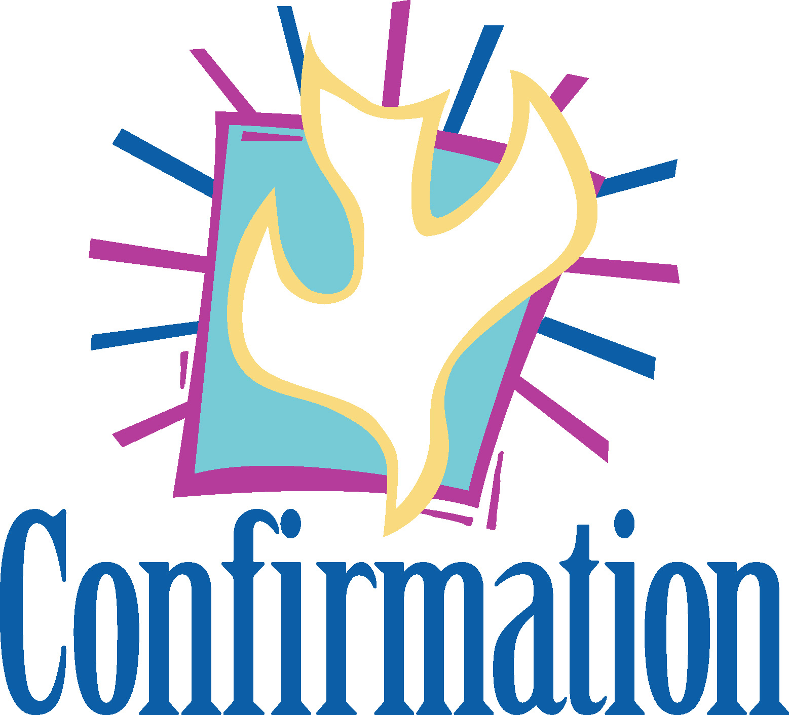 Church Confirmation Clip Art free image.
