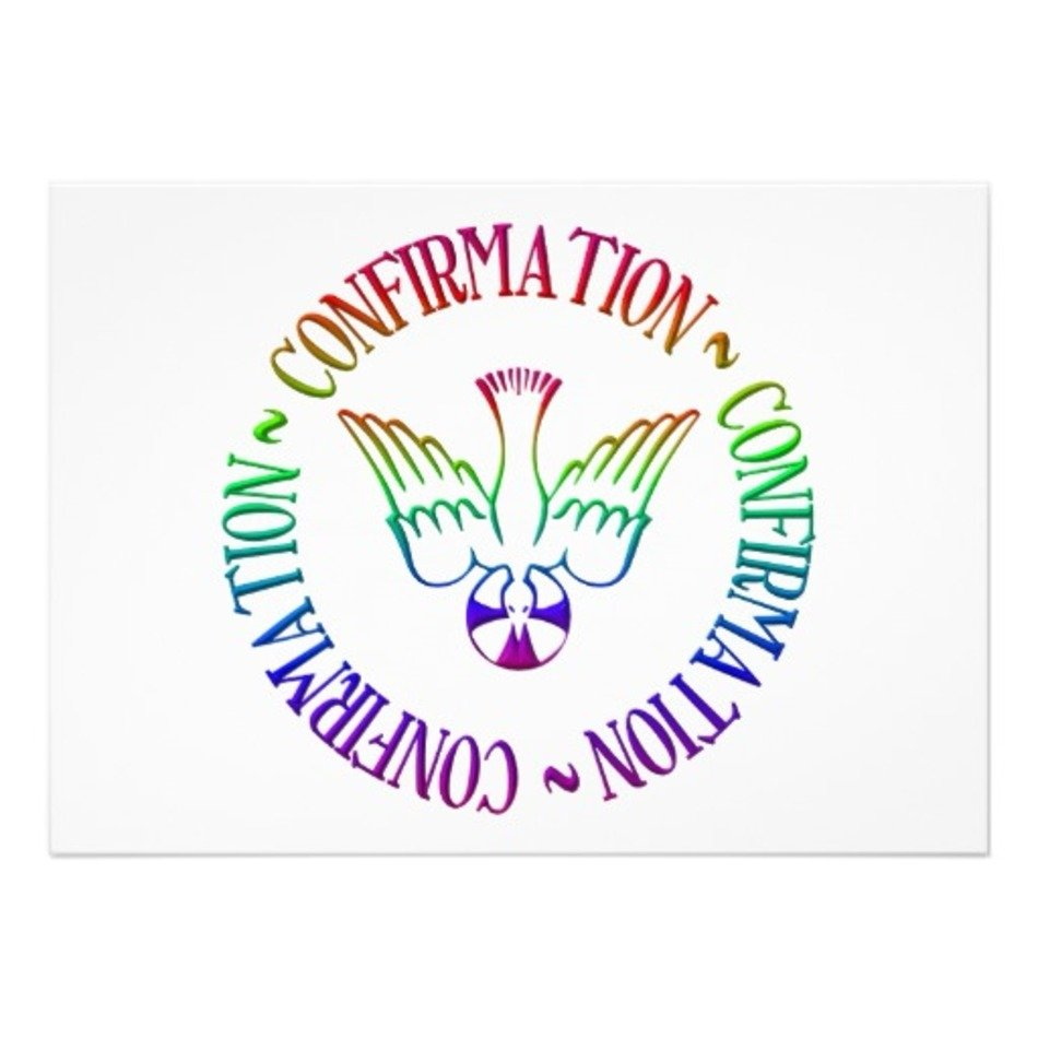 Catholic Sacrament Of Confirmation Clip Art For Free free image.