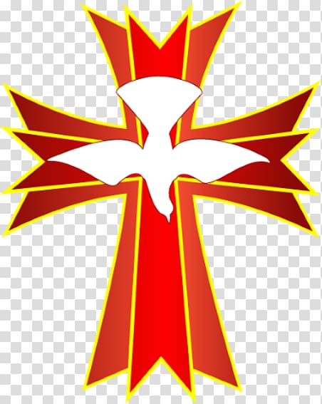 Red cross logo, Holy Spirit Christian Confirmation , The Church Of.