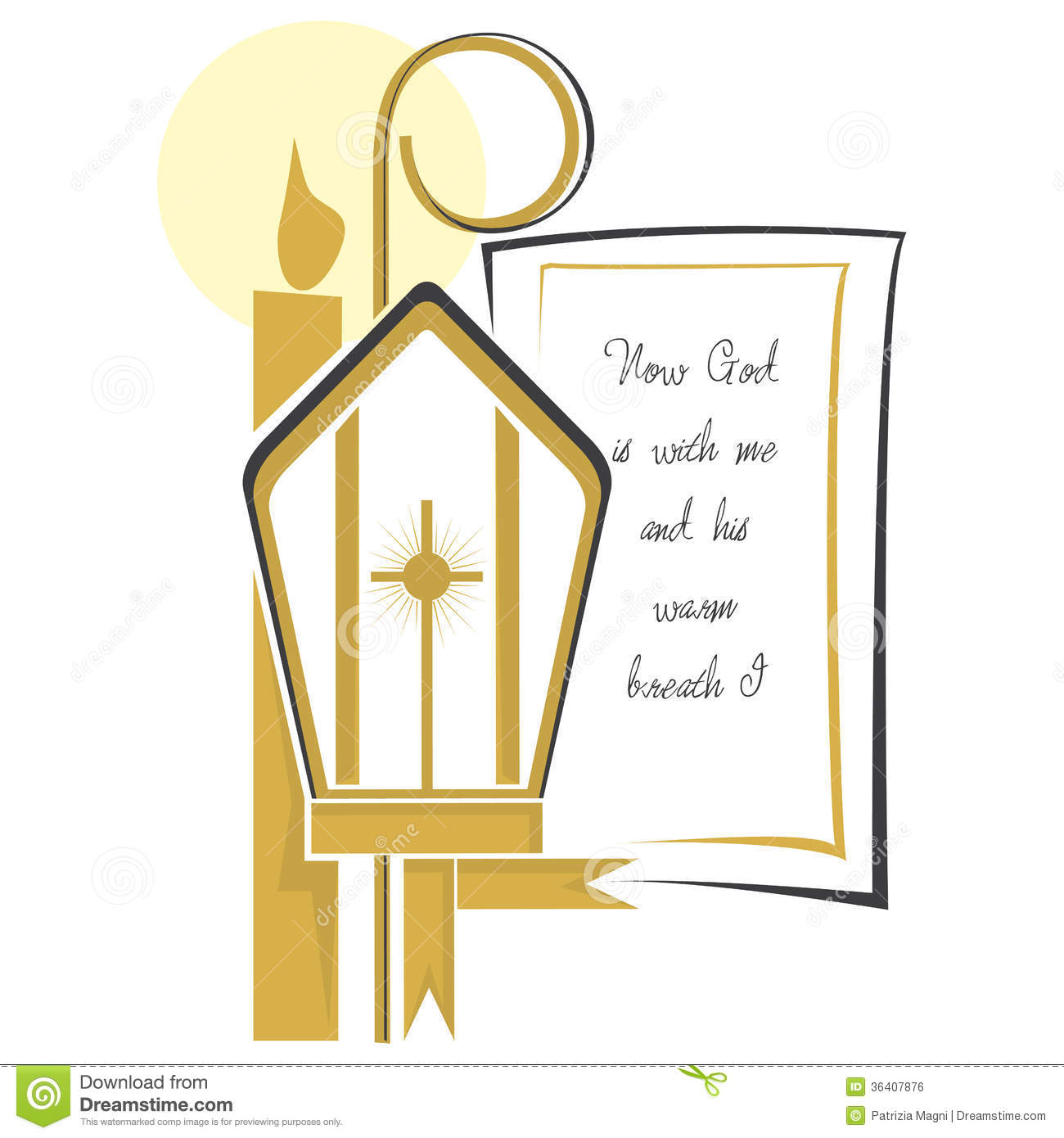Religion stock vector. Illustration of prayer, symbol.