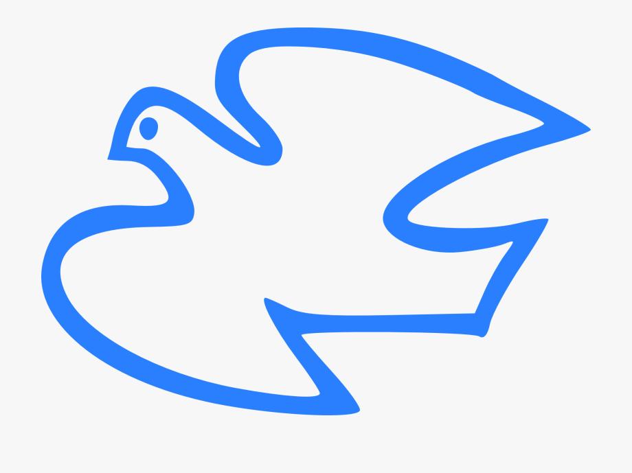 Dove Clipart Art Dove Graphic Dove Image 5 Clipartcow.