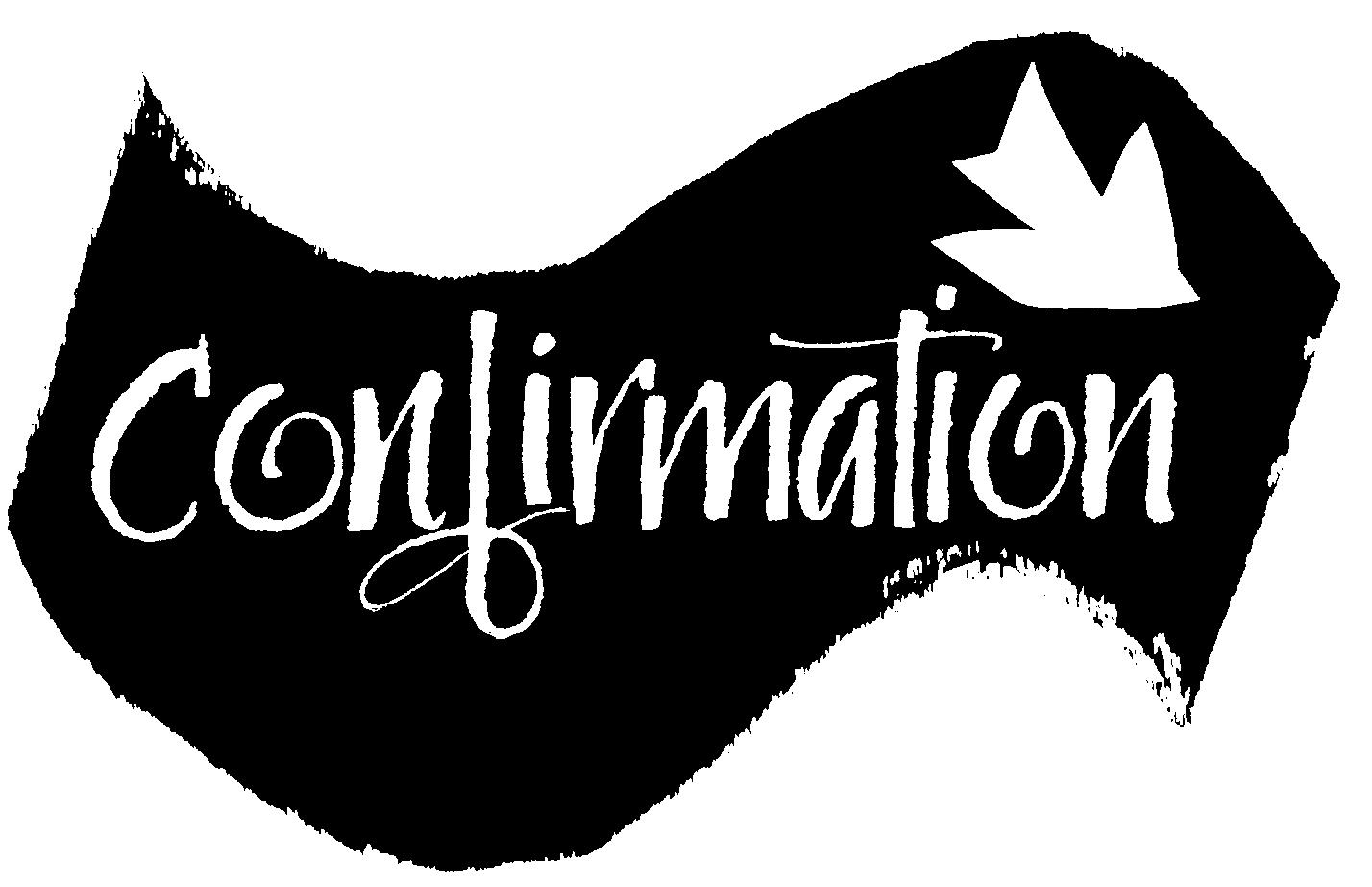 Confirmation Clip Art free image.